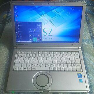 パナソニック LetsNote改21 Core i5 SSD W...