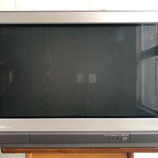 アナログカラーテレビ サンヨー C-28SF60 2004…