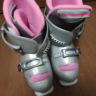 子供用スキー靴 21センチ 22センチ