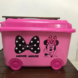 【ネット決済】ミニーおもちゃ箱