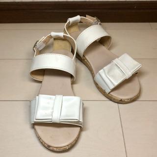 子供靴 18cm サンダル