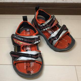 子供靴 15cm 男の子 サンダル