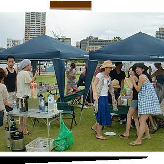40代×アラフィフ中心 お花見BBQ婚活パーティー IN浜寺公園...