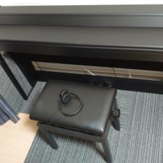 電子ピアノ KORG G1 Air 黒 (イスとヘッドホン付き)