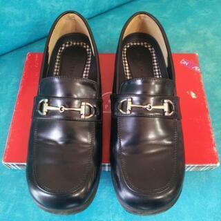 靴 ローファー 23.0cm
