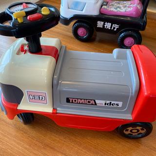 トミカ サーキットトレーラー 乗用玩具