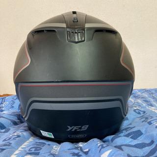 ZENITH  YF.9フルフェイスヘルメット