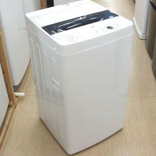 Haier☆5.5㎏全自動洗濯機☆JW-C55D☆2019年製☆...