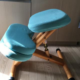 【ネット決済】バランスチェア 姿勢よく座れます