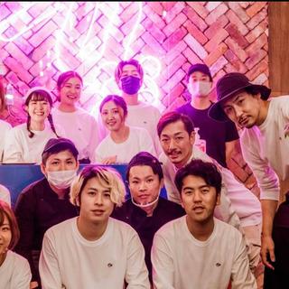 石垣牛焼肉× BAR 新しい形の焼肉店のホールスタッフ募集!