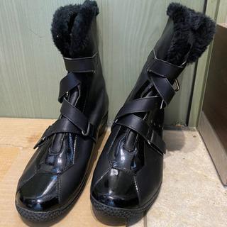 新品未使用!靴裏のシールもついたままです。