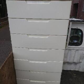収納ボックス7段