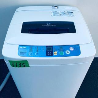 ①1135番 Haier✨全自動電気洗濯機✨JW-K42F‼️