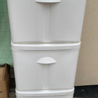 ゴミ箱3段4分け