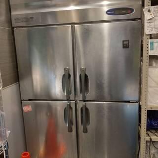 【ネット決済】ホシザキ 業務用冷蔵庫 中古 HR-120LZ 4枚ドア