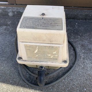 クボタ、浄化槽ポンプ