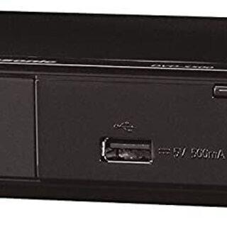 A3【未使用】パナソニック DVDプレーヤー DVD-S500-K