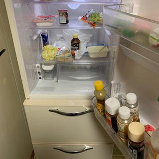 【ネット決済】日立スリードアー冷凍冷蔵庫