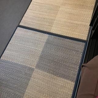 畳 正方形 中古 タタミ 敷物