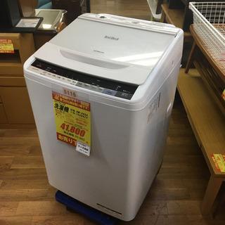 S115-S★6か月保証★8.0K洗濯機★HITACHI BW-...