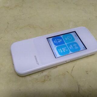 Speed Wi-Fi NEXT W04 無線ルーター ホワイト...