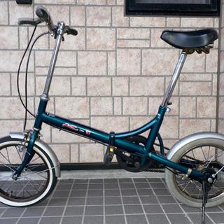 16インチ 折りたたみ自転車 折り畳み自転車