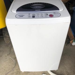 2004年 東芝洗濯機 4.8リットル【取引交渉中】