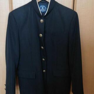 155A  学ラン 黒 学生服