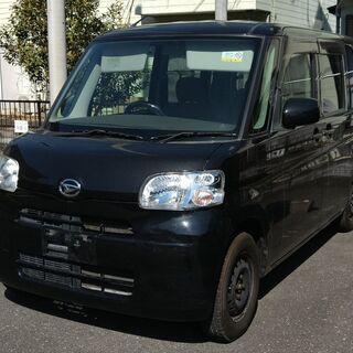 385 タント/ 4WD/ 人気の黒!!