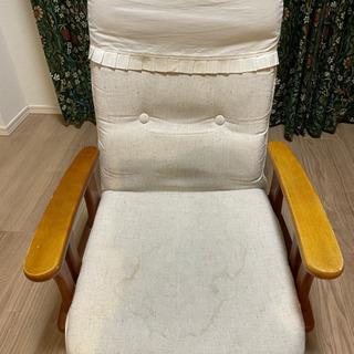 座椅子です。直接引き取りに来れる方。