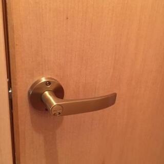 【パートナー募集】ドアノブ・ドアの交換ができる業者さん
