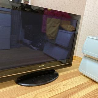 【ネット決済】HITACHI 37型 2008年製テレビ