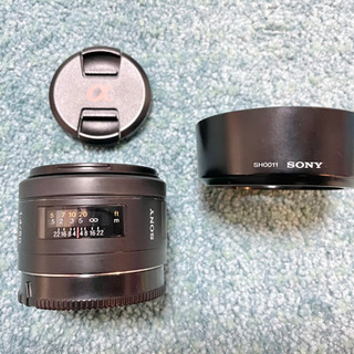 SONY ソニー 50mm F1.4 SAL50F14 Aマウン...