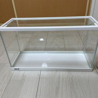 GEX 45㎝ スリムタイプ水槽 他セット