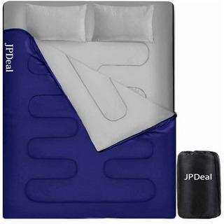 【新品未開封】寝袋 封筒型 シュラフ コンプレッションバッグ 枕...