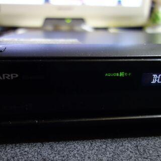 【シャープ】BD-HDW32 ブルーレイレコーダー【訳アリ】
