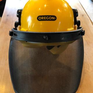 オレゴンイヤーマフ付きヘルメット