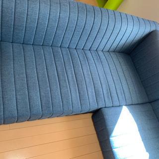 大きめソファ  - 家具