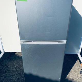 ②1085番AQUA✨ノンフロン冷凍冷蔵庫✨AQR-141E‼️