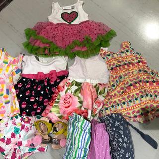 大量ベビー服 サイズ70-80