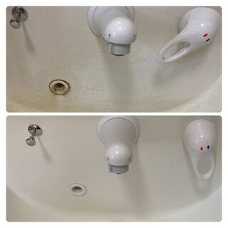 洗面所クリーニング 7,500円 3月キャンペーン実施中★