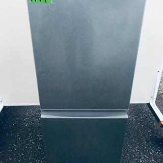 ①✨2018年製✨1197番AQUA✨ノンフロン冷凍冷蔵庫✨AQ...