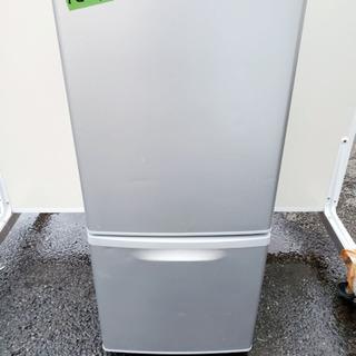 ①1204番 Panasonic ✨ノンフロン冷凍冷蔵庫✨NR-...