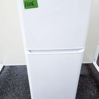 ①1206番 haier✨冷凍冷蔵庫✨JR-N121A‼️