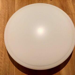 【ネット決済】【手渡し】リモコン付きオーム電機LEDシーリングライト