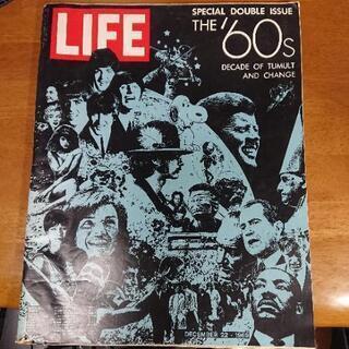 雑誌 ライフ 英語  LIFE DECEMBER 22・1969