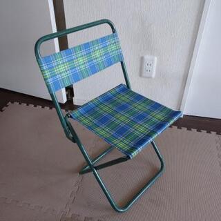 ★折り畳み椅子★