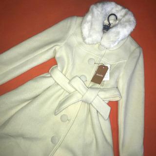 dazzlin オフホワイトコート
