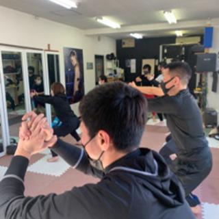 kickboxing トレーニング
