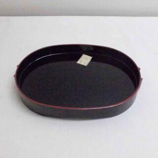 JM10270)樹脂製 菓子盆 楕円形【取りに来られる方限定】